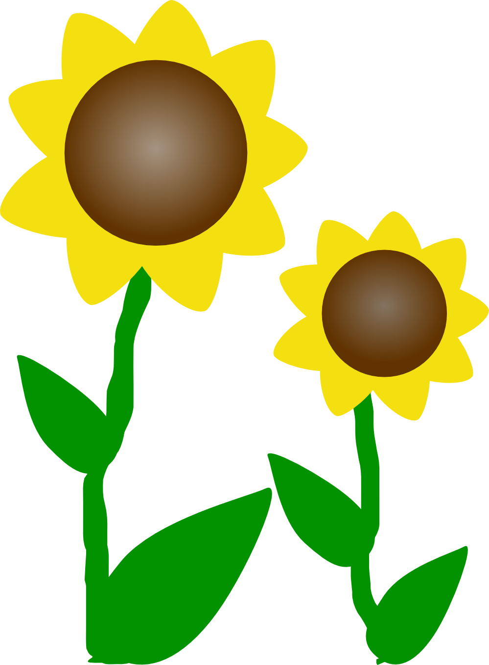 sunflower clip art free printable clipart panda free clipart