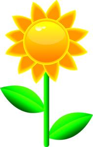 sunflower clip art free printable clipart panda free clipart images rh clipartpanda com sunflower clipart border sunflower clip art black and white