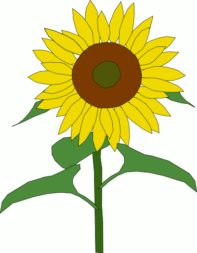 Sunflower Clip Art Image | Clipart Panda - Free Clipart Images