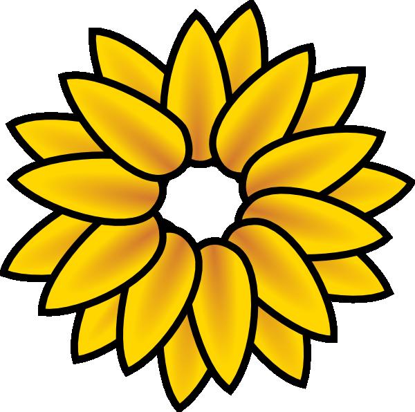 sunflower clip art free printable clipart panda free clipart images rh clipartpanda com sunflower clipart images sunflower clip art free