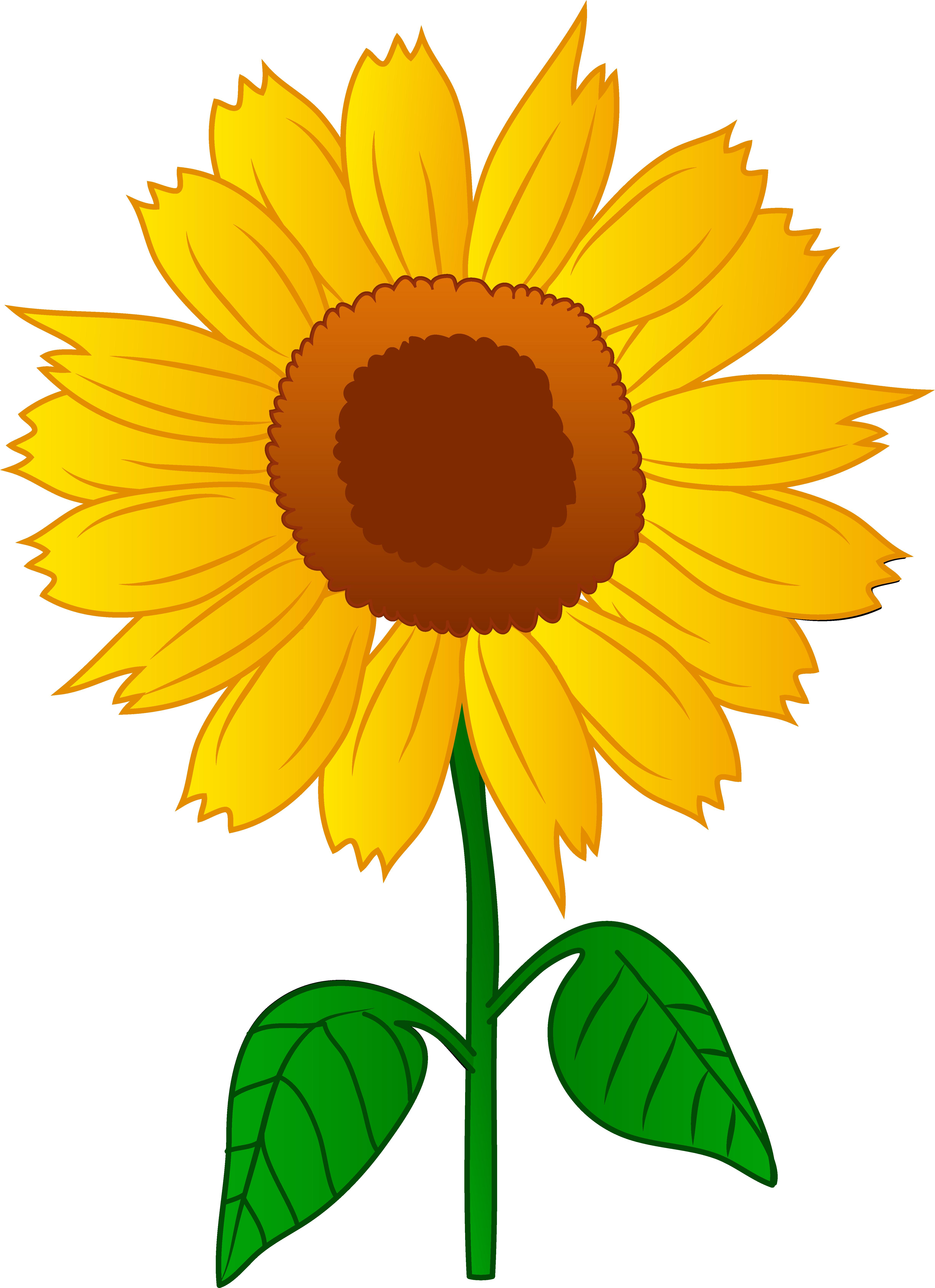 sunflowers clipart clipart panda free clipart images free sunflower clipart border free sunflower clip art black