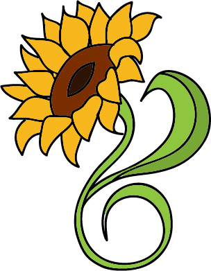 sunflower | My Daily Giggle | Clipart Panda - Free Clipart Images Giggle Clipart