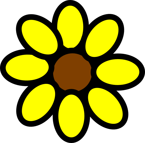 sunflower-garden-clipart-sunflower-clip-art-vectorclip-art-sunflowers    Sunflower Images Clip Art