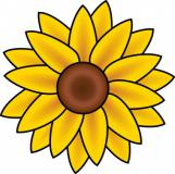david sunflower seeds clipart - photo #41