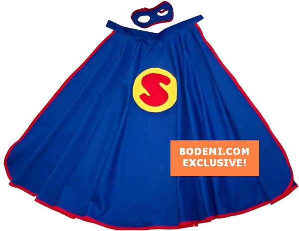 Custom Superhero Cape - Custom Adult and Kids Superhero Capes ...