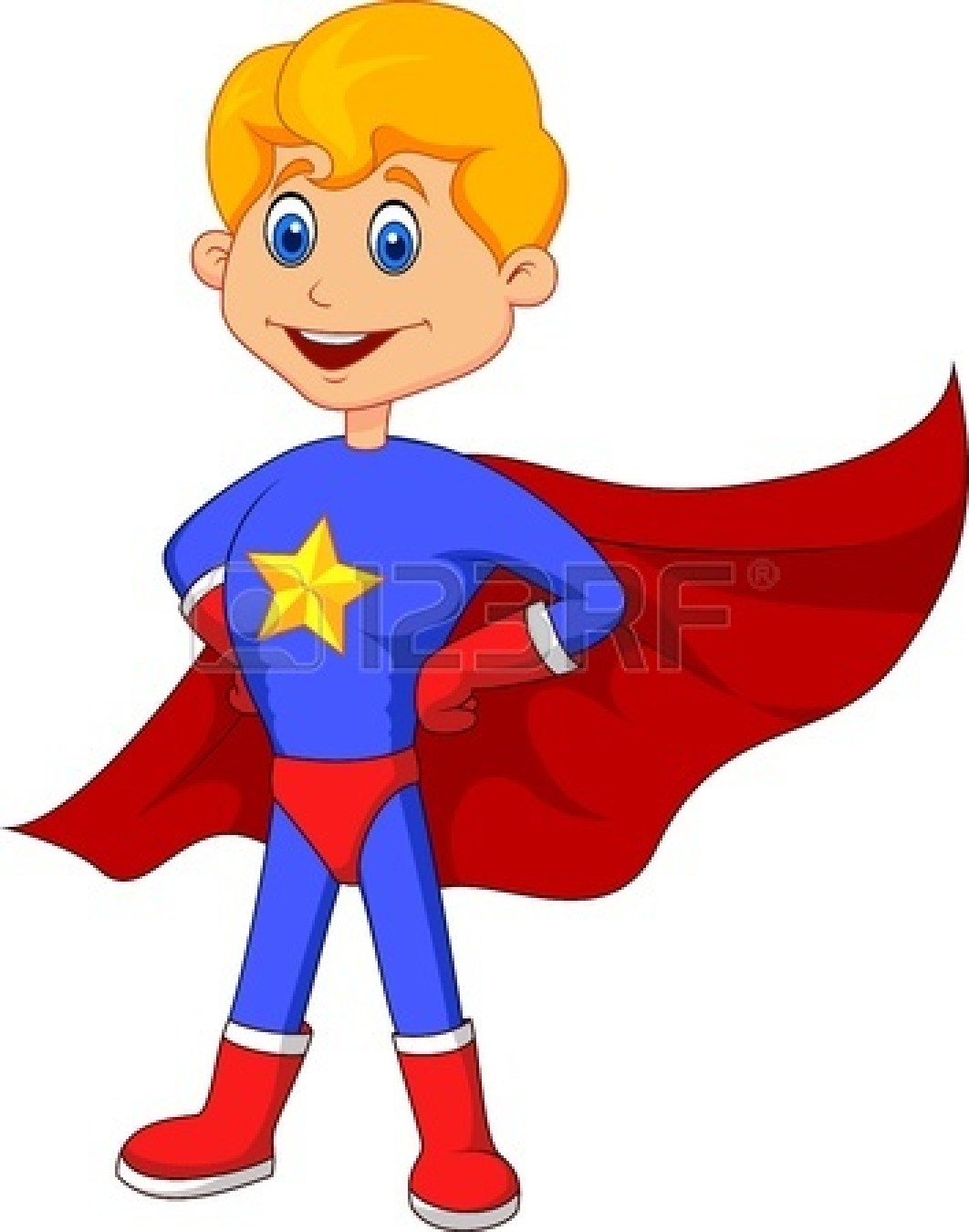 Superman Cape Flying | Clipart Panda - Free Clipart Images