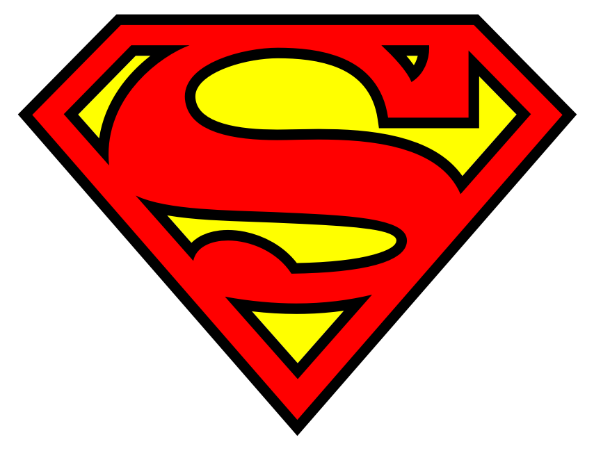 Superman Clip Art