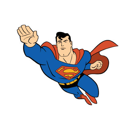 Superman Clipart | Clipart Panda - Free Clipart Images