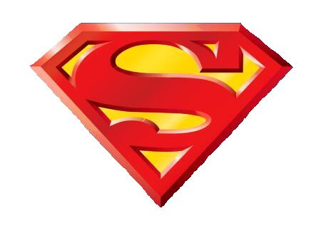 superman clipart