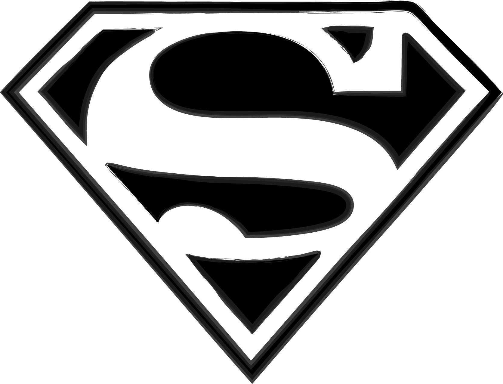 superman logo clipart panda free clipart images
