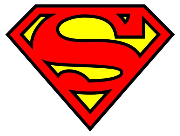 Superman Logo Clip Art