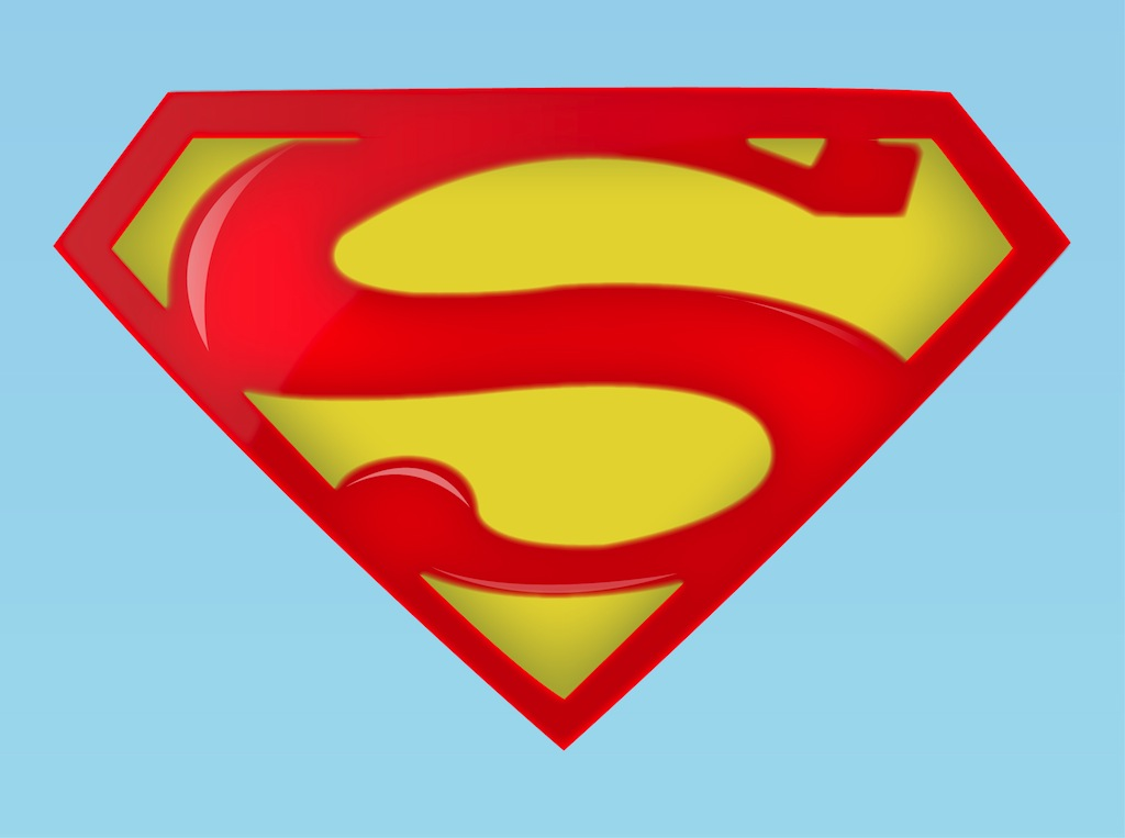 Superman logo clip art free clipart panda free clipart images superman logo clip art voltagebd Images