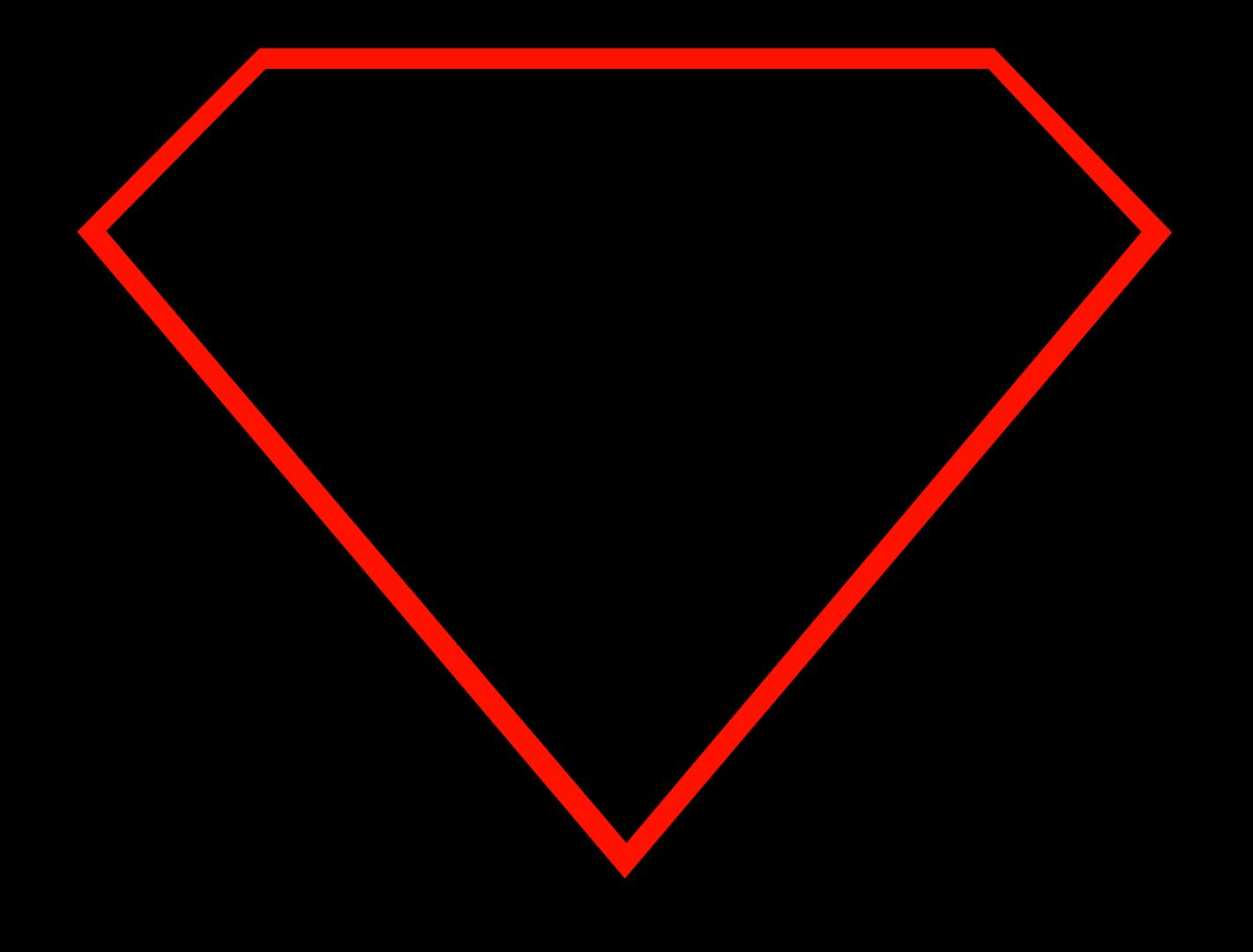 pin superman logo outline on clipart panda free clipart images rh clipartpanda com superman logo outline clip art superman logo outline vector