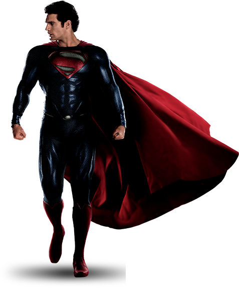 Superman Man Of Steel | Clipart Panda - Free Clipart Images