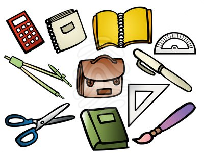 school supplies clipart free clipart panda free clipart school supplies black and white clipart of back to school supplies