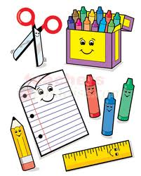 school supplies clip art clipart panda free clipart images rh clipartpanda com free clipart school supplies