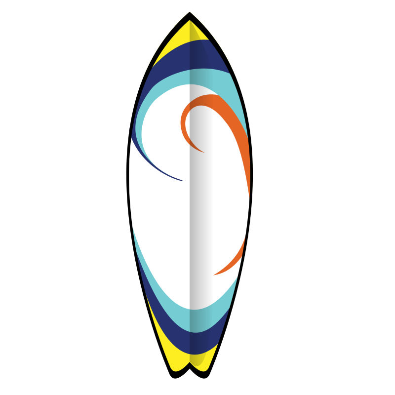 Surfboard Arts And Crafts