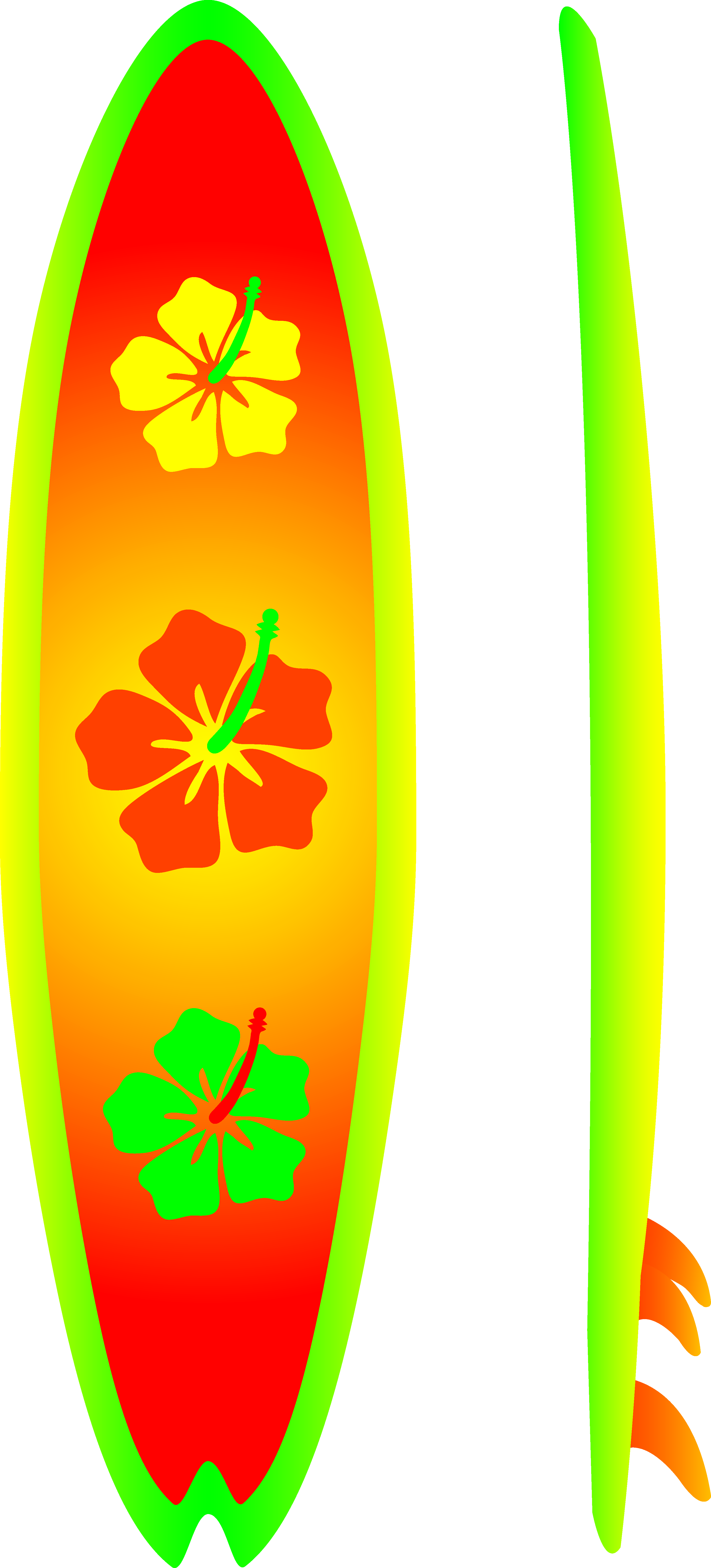 Surfboard clip art free clipart panda free clipart images for Free online drawing