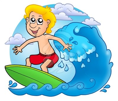 Go Back > Gallery For > Kids Surf Clipart