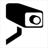 Video Surveillance Camera Clip Art