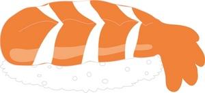 sushi cartoon
