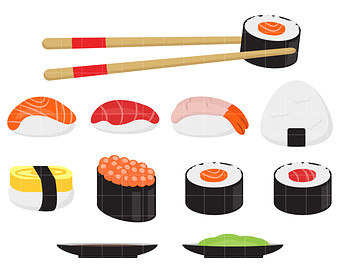 sushi clip art free clipart panda free clipart images rh clipartpanda com sushi clipart sushi clipart black and white