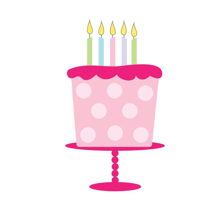 Birthday Cake Clip Art Clipart Panda Free Clipart Images
