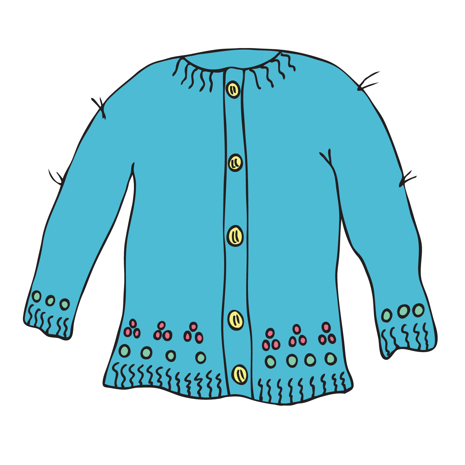 Sweater 20clipart | Clipart Panda - Free Clipart Images