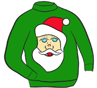 Christmas Sweater Clipart | Clipart Panda - Free Clipart ...