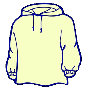 Sweatshirt Clipart | Clipart Panda - Free Clipart Images