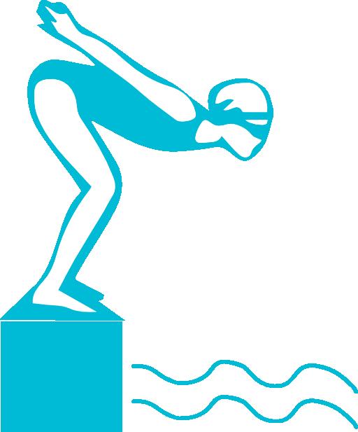 Clip Art Swimmer Clip Art kid swimming clipart black and white panda free clip art