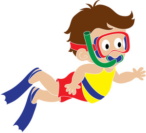 Boy Swimming Clipart | Clipart Panda - Free Clipart Images