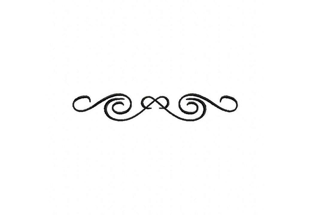 Fancy Border Clip Art Swirl | Clipart Panda - Free Clipart Images