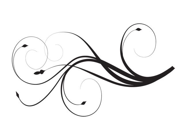 Swirl Art Designs : Swirl design clip art free clipart panda