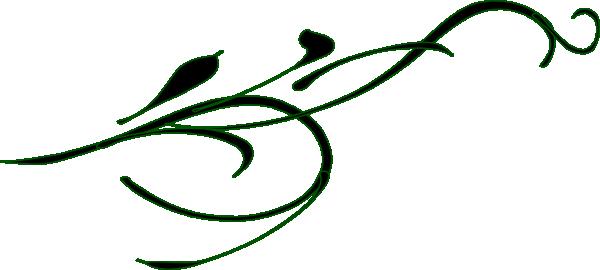 Annabella 67 Art Line Design : Green swirl vine clip art clipart panda free