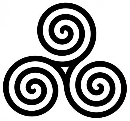 swirls clipart