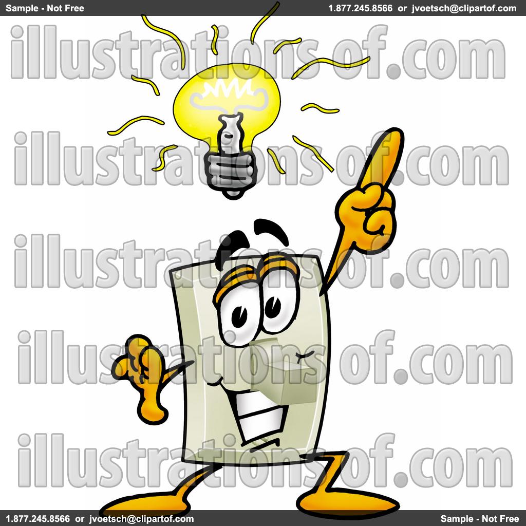 Turn on light clipart