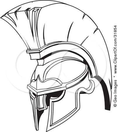 Sword And Shield Black And White Clipart Panda Free