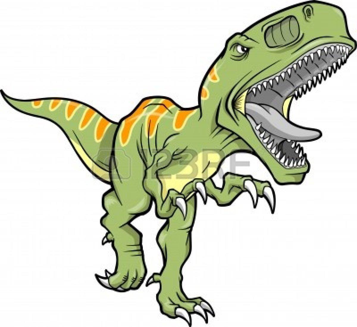 clipart of dinosaur - photo #31