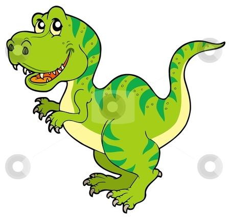 T Rex Dinosaur Clip Art on Baby Dinosaurs