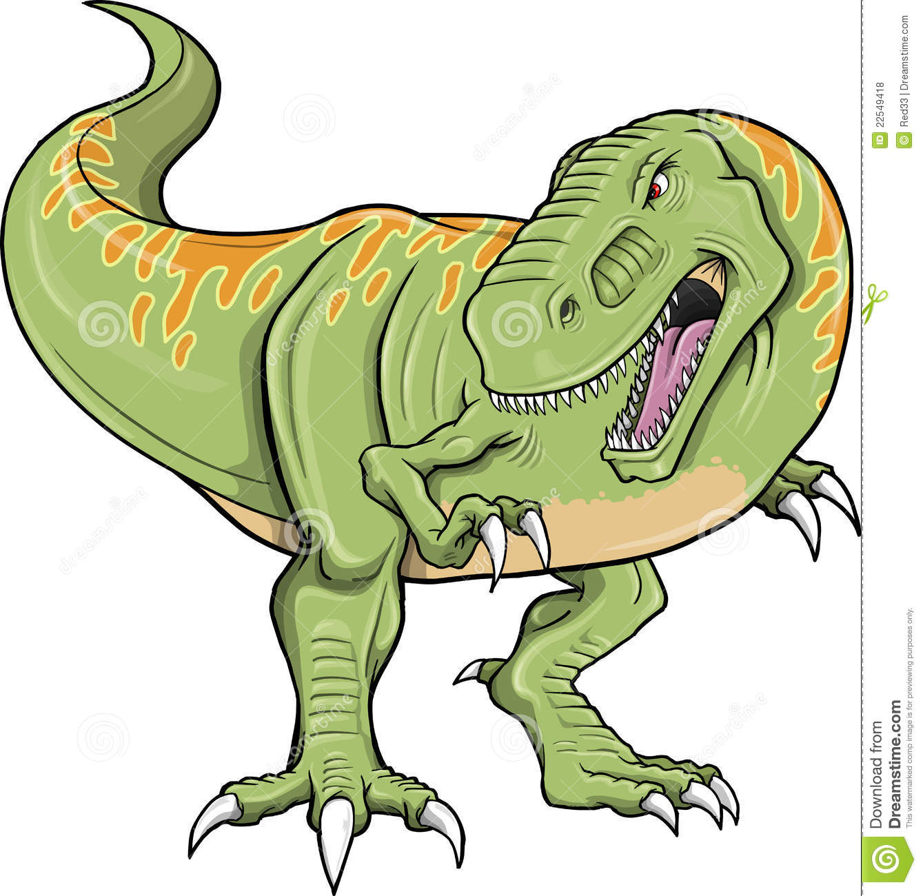 clipart of dinosaur - photo #36
