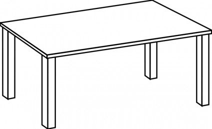 Super Table Clipart Black And White Clipart Panda Free Clipart Download Free Architecture Designs Scobabritishbridgeorg