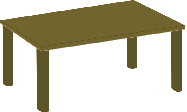 46 Kettalux Plus Dining Table with Umbrella Hole Finish