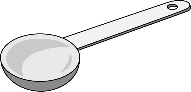 Tablespoon Clipart