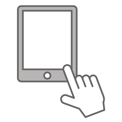 Tablet Computer Clipart | Clipart Panda - Free Clipart Images Tablet Clipart Black And White