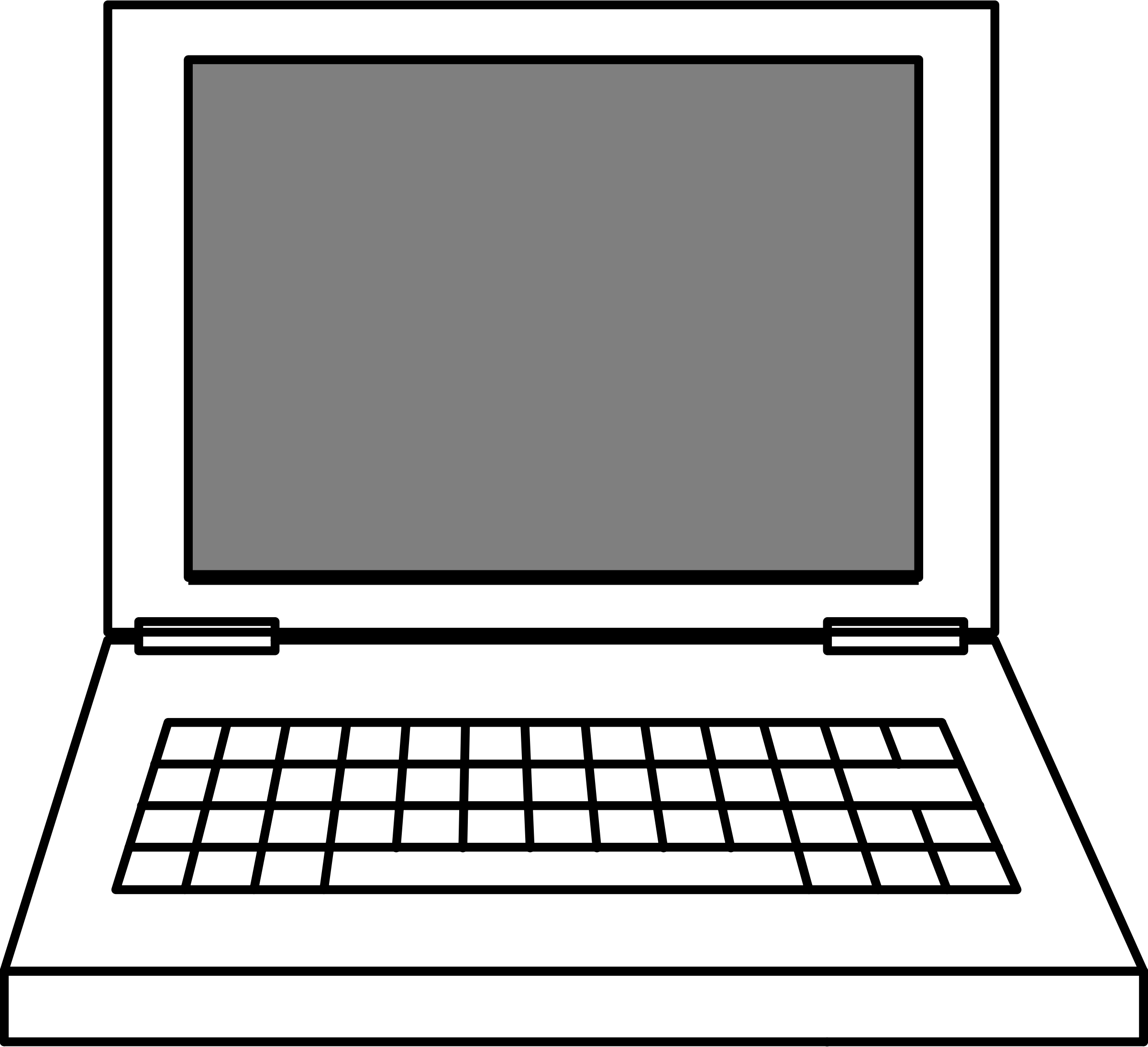 Tablet Computer Clipart | Clipart Panda - Free Clipart Images