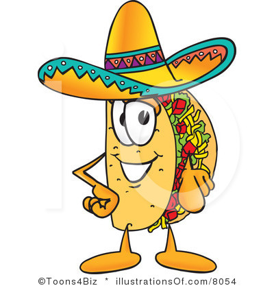 taco clipart royalty free taco clipart illustration 8054.jpg