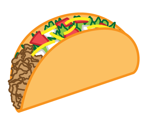 Image result for taco clipart