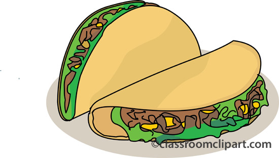 Clip Art Tacos Clipart taco 20clipart clipart panda free images