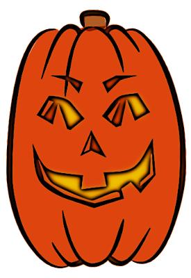 tall 20pumpkin 20outline  Tall Pumpkin Outline Clip Art